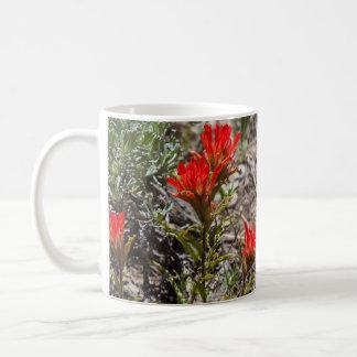 Serra canecas do Wildflower - pincel