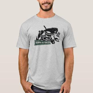 Serra faz Roncador Camiseta