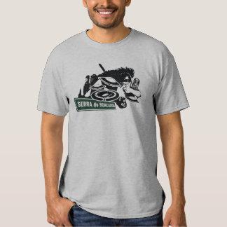 Serra faz Roncador Tshirts