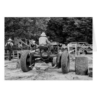 Serração Laborioso 1936 Cartoes