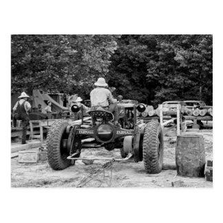 Serração Laborioso 1936 Cartoes Postais