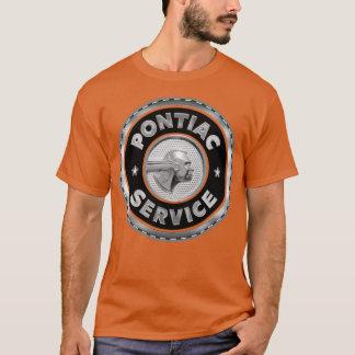Serviço de Pontiac Camiseta