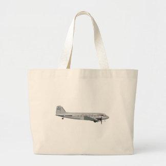 Serviço do vôo de Douglas DC-3 Johnson Bolsas Para Compras