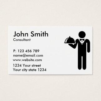 Servidor Cartão De Visitas
