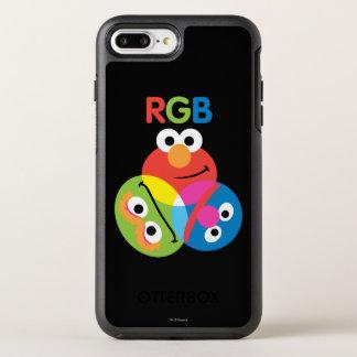 Sesame Street do RGB Capa Para iPhone 7 Plus OtterBox Symmetry