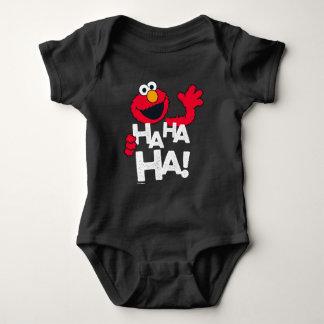 Sesame Street | Elmo - Ha Ha Ha! Body Para Bebê