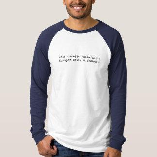Sésamo aberto t-shirts