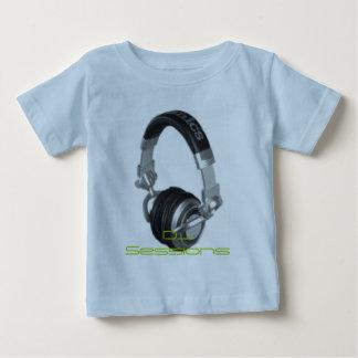 Sessões do DJ Camiseta Para Bebê