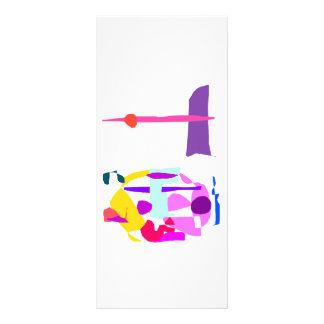 Seta 10.16 X 22.86cm Panfleto