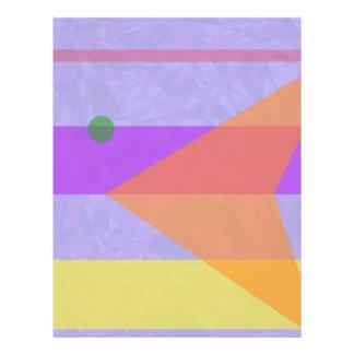 Seta Panfletos Coloridos
