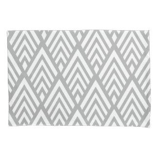 Setas & cinzas brancas elegantes modernas do art