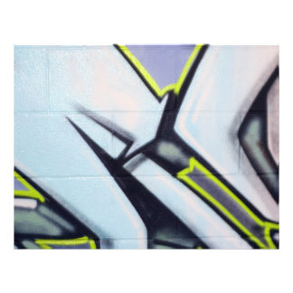 Setas dos grafites da rua panfletos coloridos