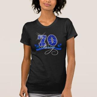 Setenta faísca Sassy ID191 Camiseta