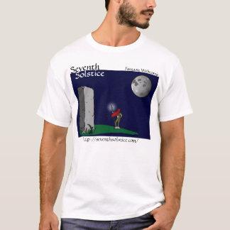 Sétima camisa do respingo do solstício