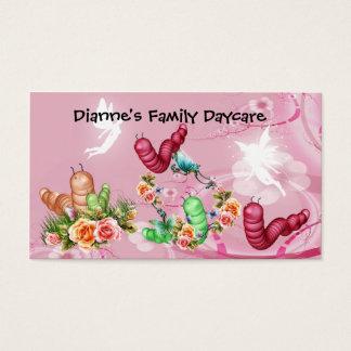 Seu cartão de visita da guarda da família