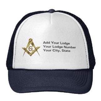 Seu chapéu do alojamento boné