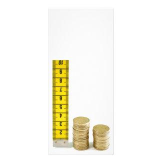 Seu dinheiro está crescendo? 10.16 x 22.86cm panfleto