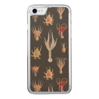 Seu iPhone magro 6/6s do bordo Capa iPhone 7 Carved