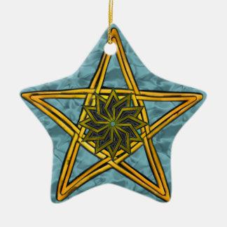 Seu ornamento feito sob encomenda da estrela