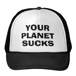 Seu planeta suga bone