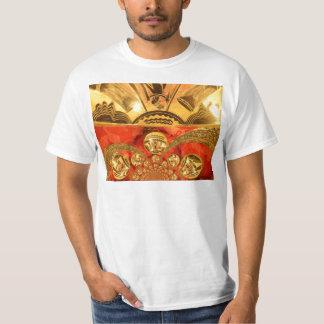 Seu t-shirt do valor feito sob encomenda