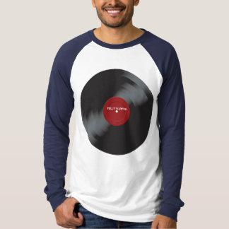 Seu t-shirt gravado