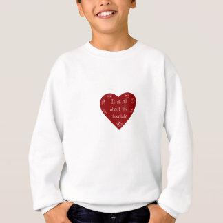 Seu toda aproximadamente a camisa dos namorados do