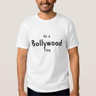 Seu um Bollywood Thang Tshirts