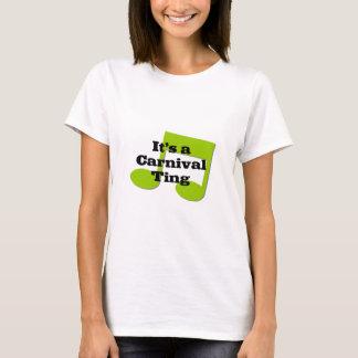 Seu um carnaval Thang Camiseta
