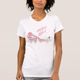 Seu um tshirt da menina