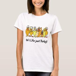 Seu uma camisa Ducky