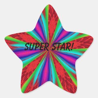 seu uma estrela super adesito estrela