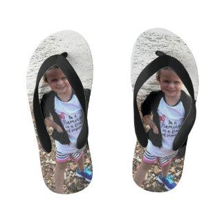 Seus chinelos da foto
