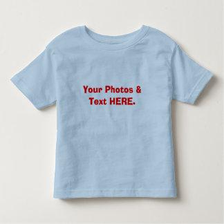 Seus fotos & texto AQUI T-shirt