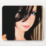 sexypaintedlook mouse pad