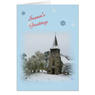 SG do cartão 3 da igreja