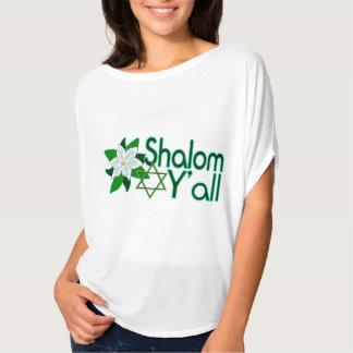 Shalom você camisa da magnólia T T-shirt