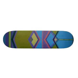 Shape De Skate 18,1cm #565 abstrato