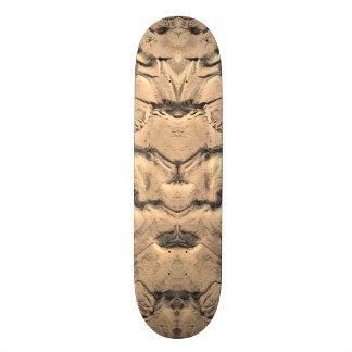 Shape De Skate 18,1cm Areias maré douradas