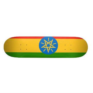 Shape De Skate 18,1cm Bandeira de Etiópia