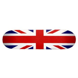 Shape De Skate 18,1cm Bandeira/Union Jack de Reino Unido