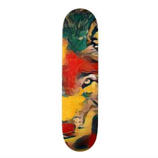 Shape De Skate 18,1cm Conselho feito sob encomenda do elemento zero