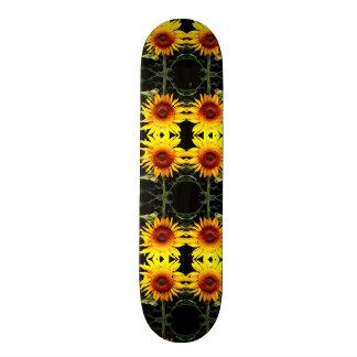 Shape De Skate 18,1cm Girassóis