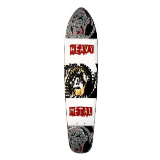 Shape De Skate 18,1cm -Heavy Cobres Metal Skeleton Unisex monopatim