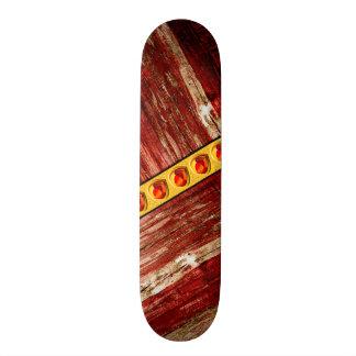 Shape De Skate 18,1cm Madeira e jóias