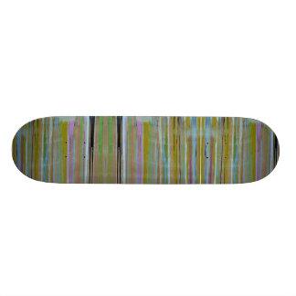 Shape De Skate 18,1cm Multi skateboard. da cor
