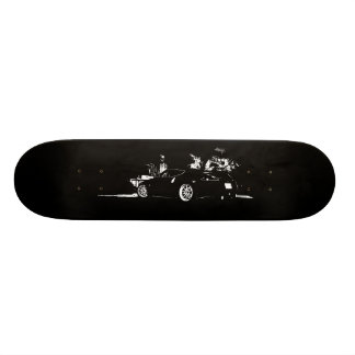 Shape De Skate 18,1cm Nissan 370z