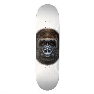 Shape De Skate 18,1cm Retrato ilustrado do homem do gorila
