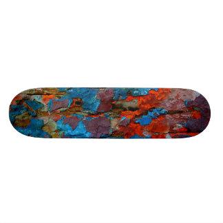 Shape De Skate 18,1cm Skateboard. de madeira