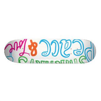 Shape De Skate 18,1cm skatebord do lovw da paz